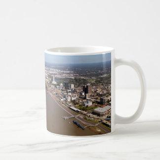 Baton Rouge Louisiana Kaffeetasse