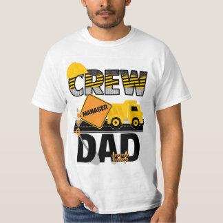 Bau-Vati-Shirt, Geburtstags-Shirt, Kipper T-Shirt