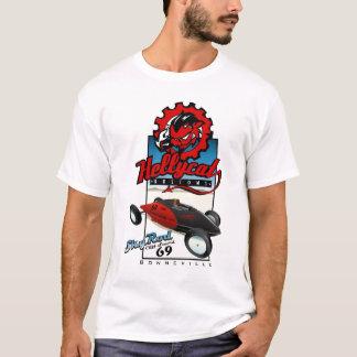 Bauch-Behälter T-Shirt