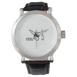 bauer landwirt bauernhof armbanduhr