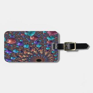 Bauer-zerlegennatur-Fraktal Design Gepäckanhänger