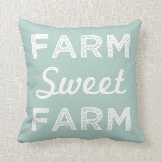 Bauernhof-süßes Bauernhof-Kissen Kissen