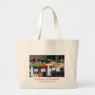 Bauers-Markt-Taschen-Tasche -- Groß Jumbo Stoffbeutel