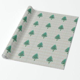 """Baum-Batik 1 Packpapier 30"""" x 6' Einpackpapier"""