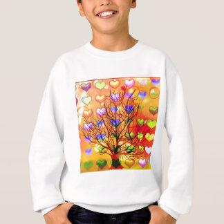 Baum der Freude mit Vielherd Sweatshirt