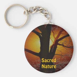 BAUM der LEBEN Tag der Erde-Geschenk-Reihe Schlüsselanhänger