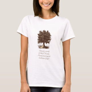 Baum des Freiheits-Verrat-u. Plan-T-Shirts T-Shirt