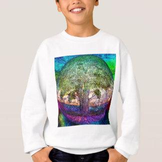 Baum des Leben-Wahrheits-Suchers Sweatshirt