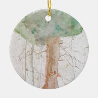 Baum des Lebens durch Koo Keramik Ornament