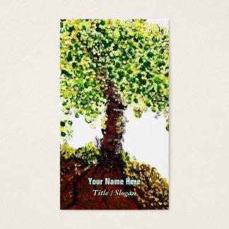 Baum des Lebens Visitenkarte