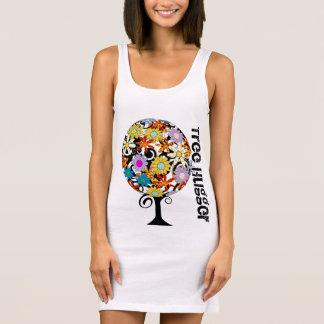 Baum Hugger - Blumen-Baum-Bio T - Shirts