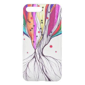 Baum iPhone7 plus Clearly™ Ablenker-Kasten iPhone 8 Plus/7 Plus Hülle