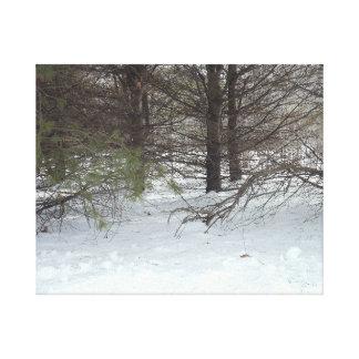 Baum Leinwanddruck