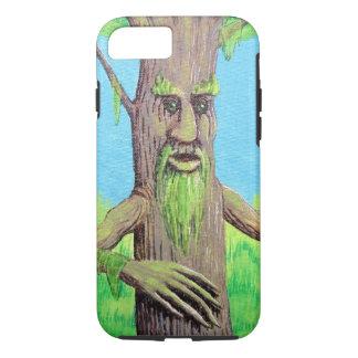 Baum-Man-Handyfall iPhone 8/7 Hülle