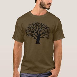 Baum-Silhouette T-Shirt