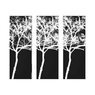 Bäume Leinwanddruck