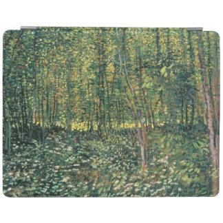 Bäume Vincent van Goghs | und Unterholz, 1887 iPad Hülle