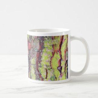 Baumrinde Kaffeetasse