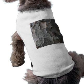 Baumrindemakrophotographie T-Shirt