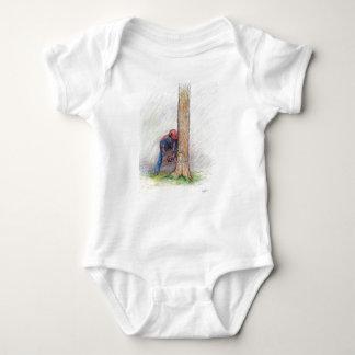 Baumzüchter-Baum-Chirurg Stihl Baby Strampler