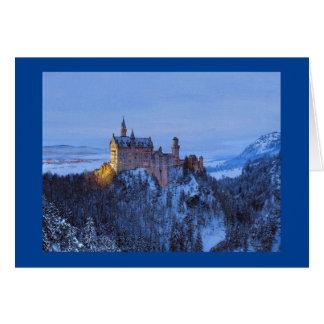 """""""Bayerische Majestäts-"""" Weihnachtskarte Pauls Grußkarte"""