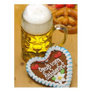 Bayerisches Bier 2 Postkarten