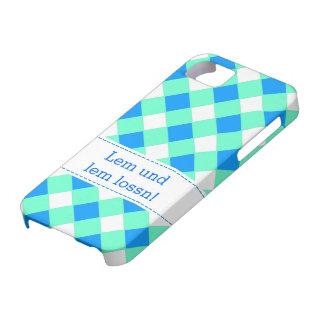 Bayrisch modern hülle fürs iPhone 5