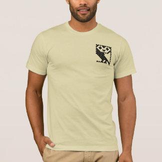 BBCmikroeule - kleines Schwarzes T-Shirt