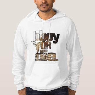 bboy oder die hoodie
