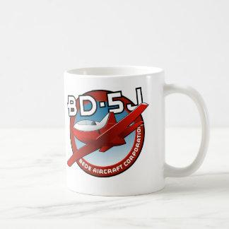 BD-5J MicroJet Kaffeetasse