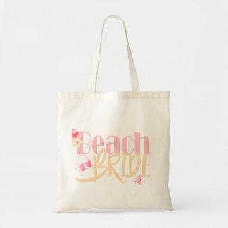 beach-Bride.gif Tragetasche