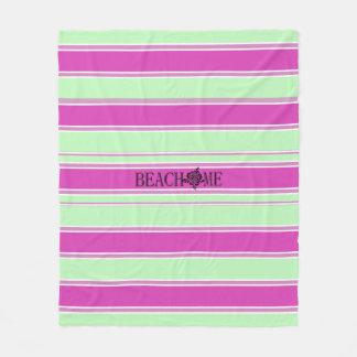Beach-Me*-Watermelon-Stripes (c) _Med Fleecedecke