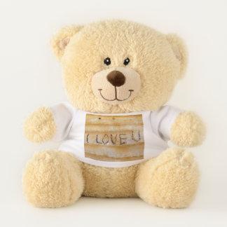Beachy i-Liebe Sie Teddybär