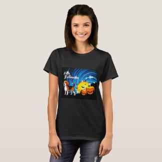 Beagle glückliches Halloween T-Shirt