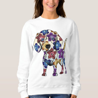 Beagle-Sweatshirt Sweatshirt