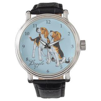 Beaglejagdhunde Armbanduhr