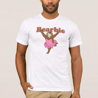 Bearbie LGBT Spaß-lustiger haariger T-Shirt