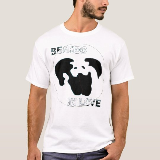 beards in love T-Shirt