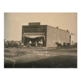 Beatty Speicher Postkarte