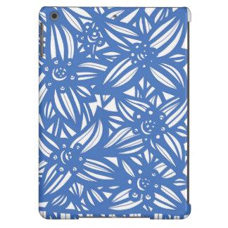 Beau viril floral délicieux coque iPad air