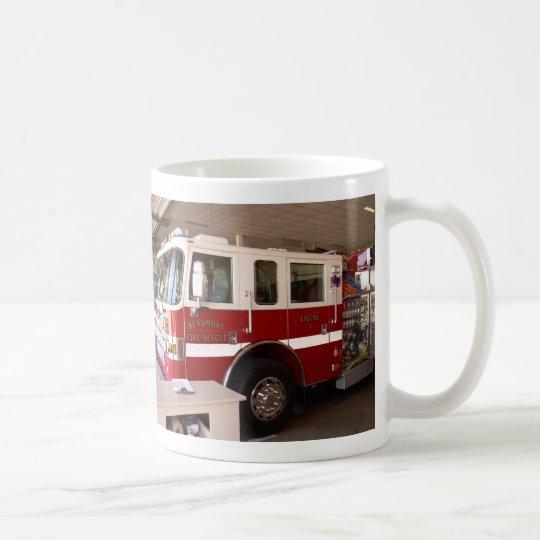 Beaumont Feuer-Abt. Kaffeetasse