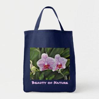 Beauté de nature - sac/Fourre-tout Sac En Toile Épicerie