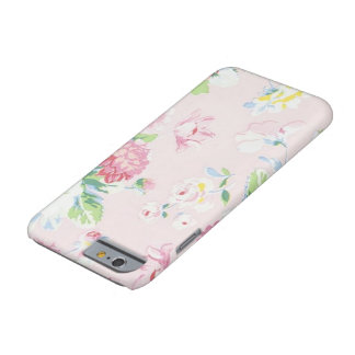 beautiful flowers coque iPhone 6 barely there