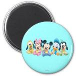 Bébé Mickey Mouse et amis Aimants Pour Réfrigérateur