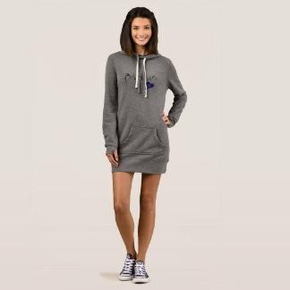 BebeLoves Bella+Long sweatshirt de toile