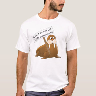 Bébés Hommes de les de Sauver T-shirt