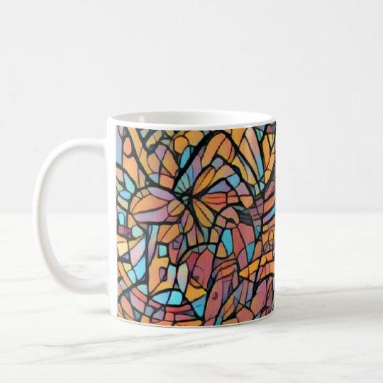 Becher astral Feuer 3 Kaffeetasse