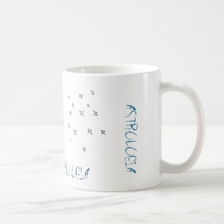 Becher Astrologie Kaffeetasse