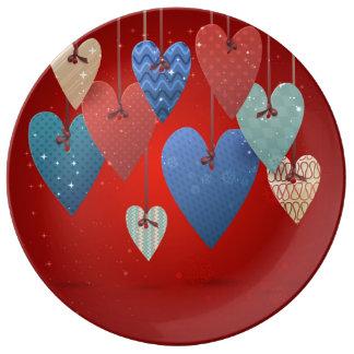 Bedarfs-Liebe? Porzellanteller