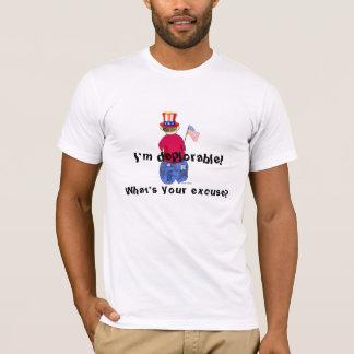 Bedauernswerter Abe T-Shirt